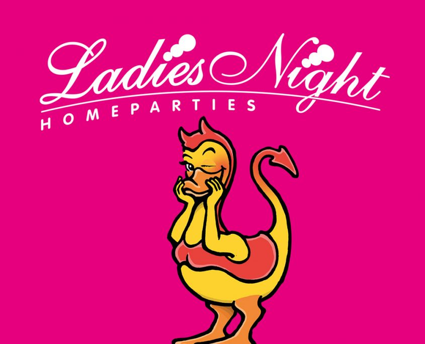 Logo Ladies Night